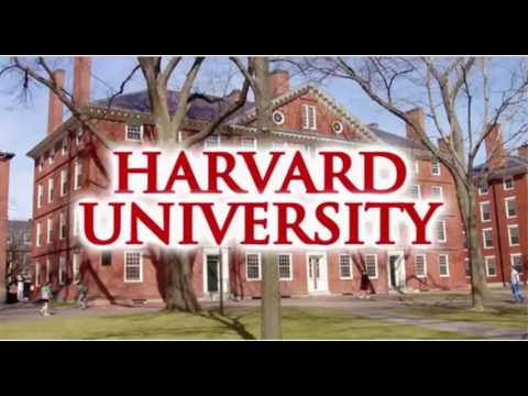 Harvard University - part 1