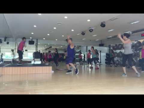Bodyjam Old School: Fitness First Alabang