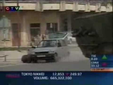 UCK Terrorists shot dead, Tetovo 2001