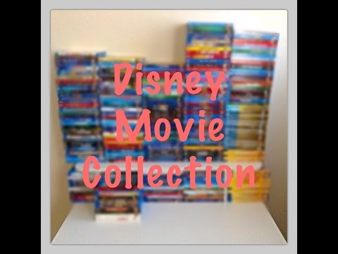 Updated Disney Movie Collection | Blu-ray & DVD | May 2016