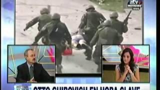 20 AÑOS DE LA OPERACION CHAVIN DE HUANTAR ENTREVISTA AL GRAL R OTTO GUIVOVICH