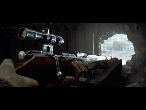 Heroes &  Generals снайпер с винтовкой мосина