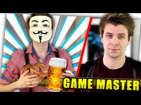 GAME MASTER Trend auf Bayrisch! - Zeo TaC