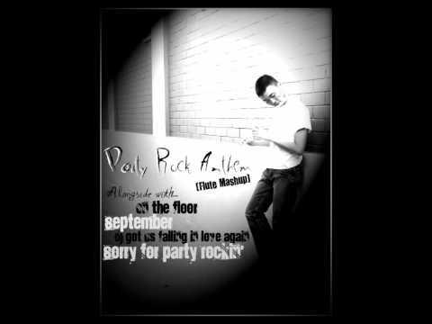 Party Rock Anthem(Flute Mashup)