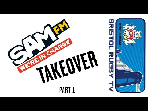 The Sam FM Takeover: Behind The Scenes At Clifton RFC