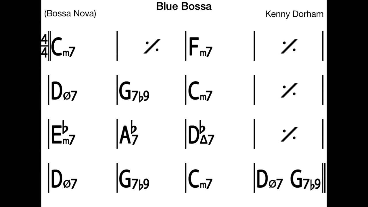 Blue Bossa - Wikipedia