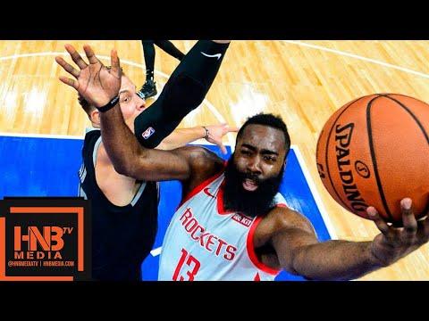 Houston Rockets vs Detroit Pistons Full Game Highlights | 11.23.2018, NBA Season