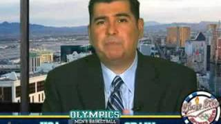 2008 Summer Olympics Basketball Gold Medal Game Team USA vs Team Spain from Gamblers Television