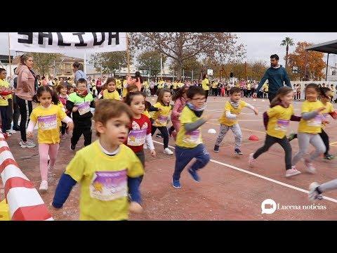 VÍDEO: Los escolares del Antonio Machado corren para ayudar a un niño keniata con una grave cardiopatía