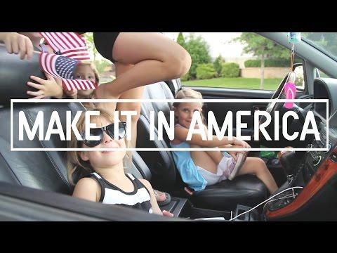 Make It In America Music Video