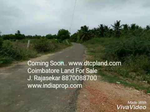 Coimbatore Land For Sale All Type  Land Available 8870088700