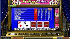 Europa Casino Joker Poker Video Poker
