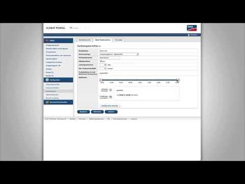 Sunny Home Manager: Automatische Steuerung über Funksteckdosen