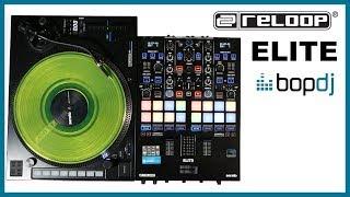Reloop ELITE Serato DJ Mixer Talk-Through | Bop DJ