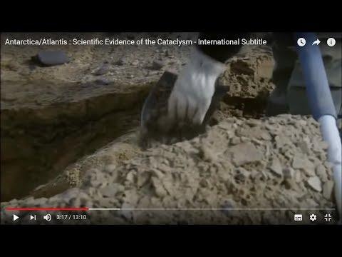 Antarctica/Atlantis  :  Scientific Evidence of the Cataclysm - International Subtitle