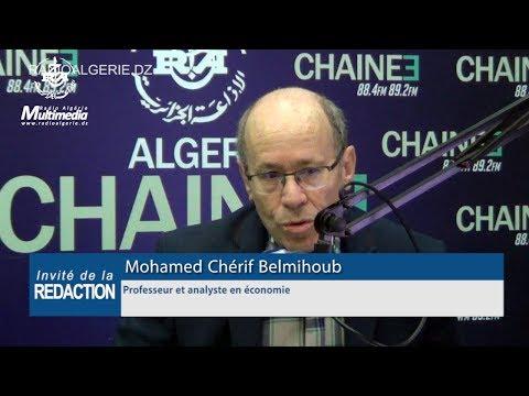 Mohamed Chérif Belmihoub Professeur et analyste en économie