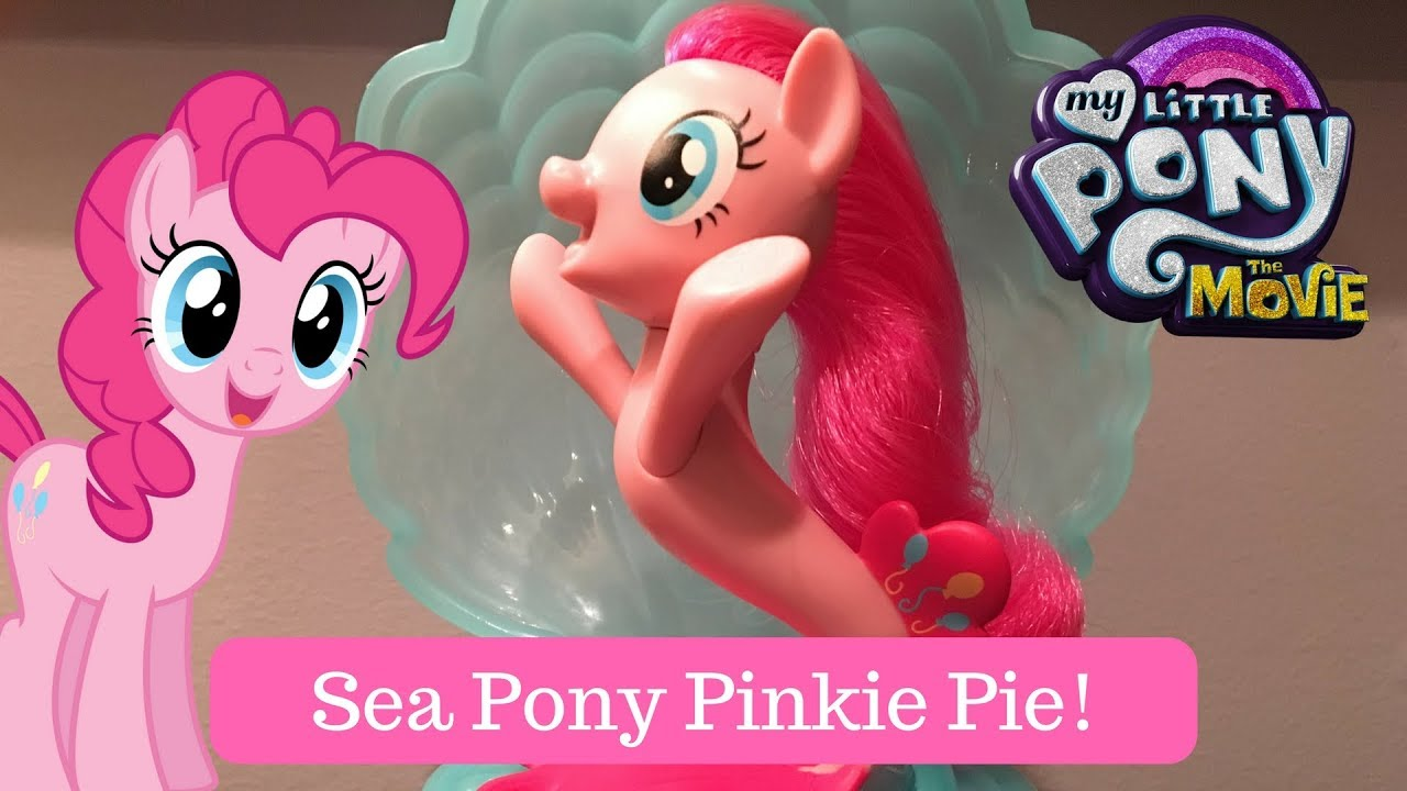 My Little Pony the MOVIE Sea Pony Pinkie Pie Sea Song Review! - YouTube 625abc94a3