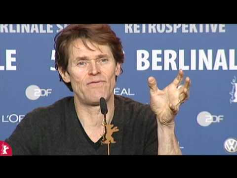 berlinale 2009: willem dafoe on talent campus