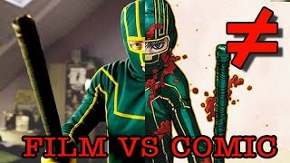 Kick-Ass - What's the Difference? streaming