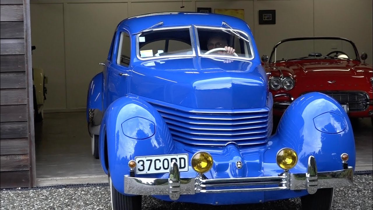 New Plymouth NZ - Classic Car Collection - Classic Restos - Series 37