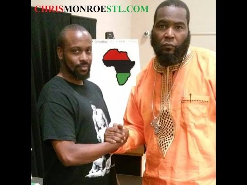Dr Umar does a black press conference with Q & A in Jacksonville, Florida 12-27-16
