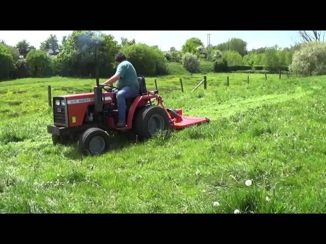 Massey Ferguson 1010 Farm Tractor | Massey Ferguson Farm