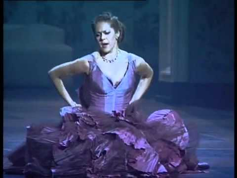 Ah, fors'e lui    Sempre libera   Kristine Opolais, La Traviata