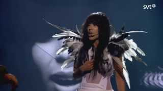 Loreen-We got the power-My heart is refusing me-Euphoria(EUROVISION 2013 HD Performance)