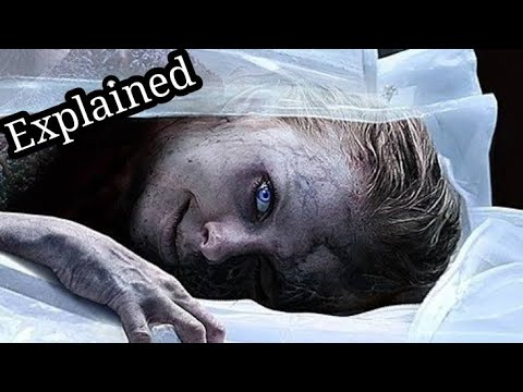 The Possession Of Hannah Grace - Movie Explanation (Hindi)
