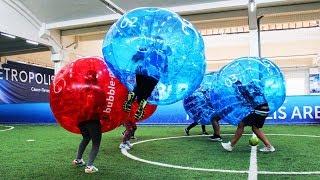 Bubble Park - Бампербол/Футбол в шарах