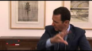 Башар Асад обвинил Запад в попытке ослабить Россию через Украину