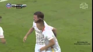 арсенал Тула - Динамо Москва 1:2 Обзор матча 17.08.2014