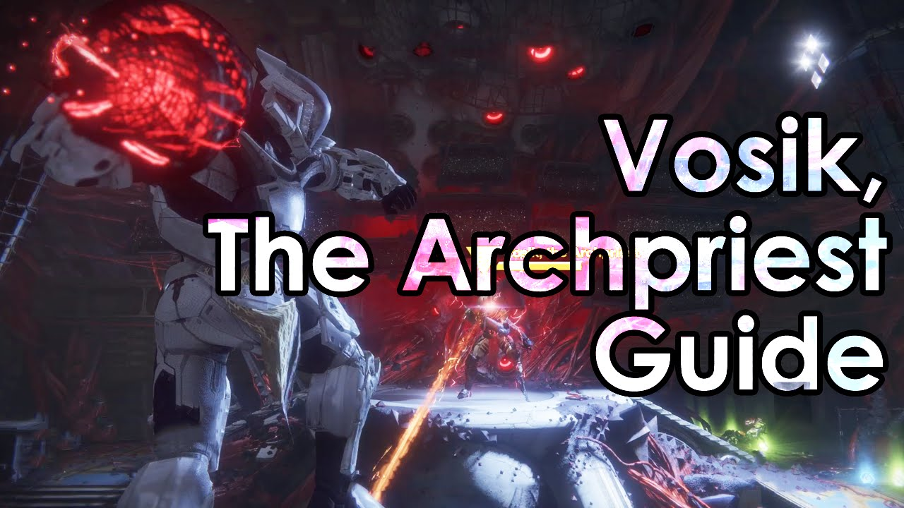 wrath of the machine guide