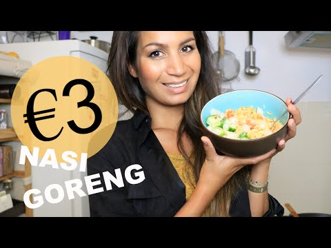 €3 food challenge