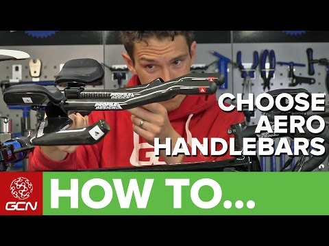 How To Choose Aero Handlebars | Maintenance Monday
