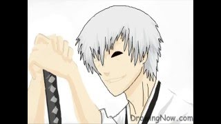 How to Draw Ichimaru Gin From Bleach