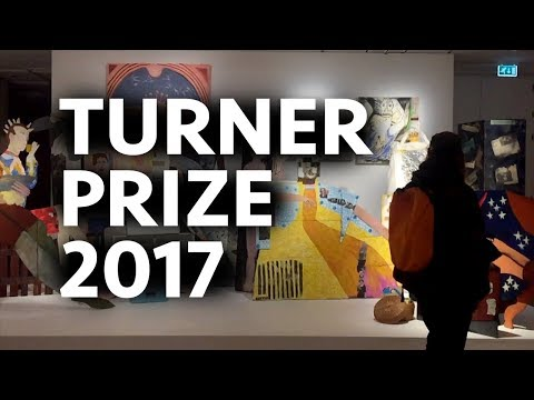 TURNER PRIZE EXHIBITION AT FERENS ART GALLERY 2017 | TRIP TO HULL VLOG