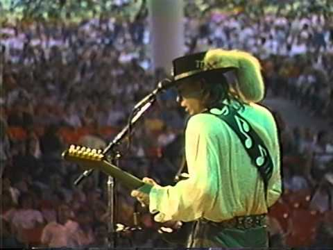 Stevie Ray Vaughan Say What! Live In Nashville mp3