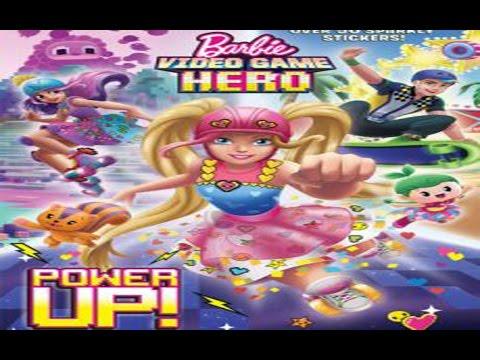 สิ้นสุดการรอคอย การ์ตูนบาร์บี้ไทย barbie บาร์บี้ ผจญภัยในวีดีโอเกมส์