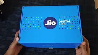 Jio Fiber 2021 Unboxing And Review - Jio Fiber Installation - Jio Fiber Plans 2021 - Jio Fiber 2021