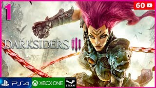 DARKSIDERS 3 Gameplay Español Parte 1 PC Ultra | Prologo 1 Hora Walkthrough Español