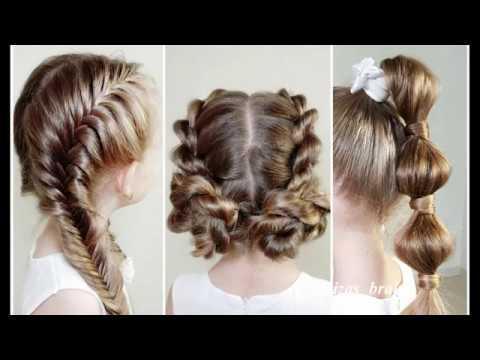 Прически на 1 СЕНТЯБРЯ! - Back to school hairstyles ...