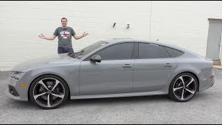 Download A Used Audi RS7 Is a Half-Price Used Car Bargain Mp3 and Videos
