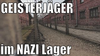 Geisterjäger im Nazi Lager