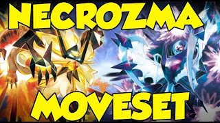 How To Use Dusk Mane Necrozma & Dawn Wings Necrozma! Necrozma Moveset Guide thumbnail