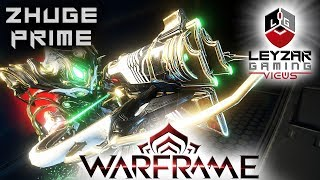 Zhuge Prime Build 2019 (Guide) - The Crossbow King (Warframe Gameplay)