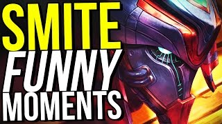 HOW DID WE WIN THIS? (Smite Funny Moments)