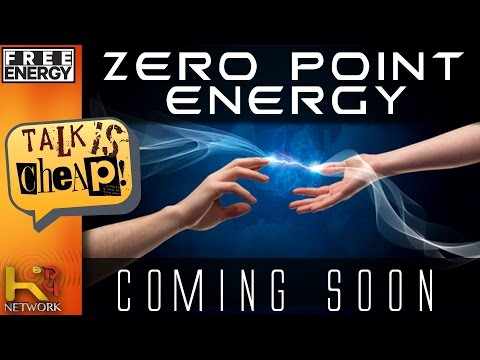 Free Zero Point Energy Coming! [Wikileaks]