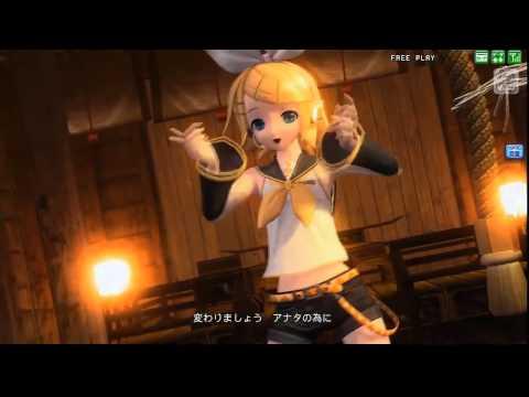 [Kagamine Rin] Iroha Uta [Project Diva Arcade - Sub Ita]
