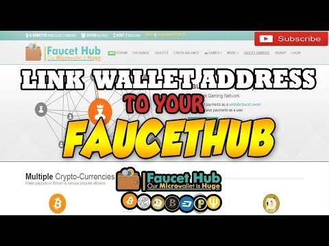 Link Your Wallet Address To Faucethub (TAGALOG) Part 1